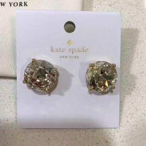 Kate Spade - Large Gumdrop Studs!!